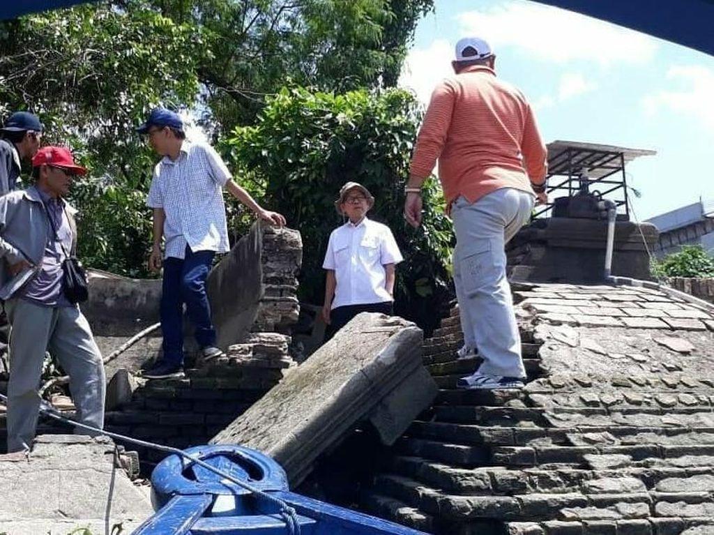 Ini Penampakan Dermaga Kuno yang Kejutkan Palembang