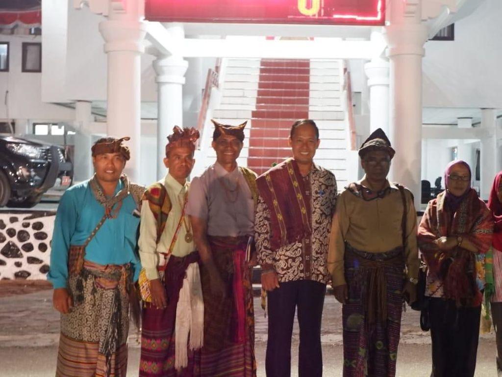 Penguatan Daerah Tangguh Konflik, Kemendes Gelar Pranata Adat