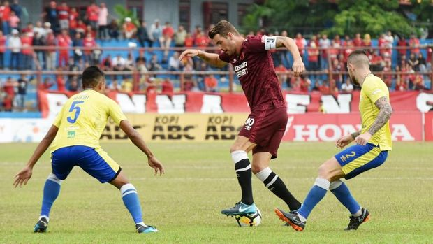 LIVE Report: PSM vs Persija di Final Piala Presiden