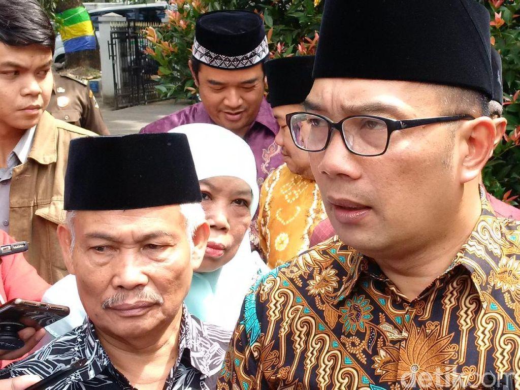 Ridwan Kamil Ajak Ulama Kuasai Bahasa Inggris dan Dakwah Digital