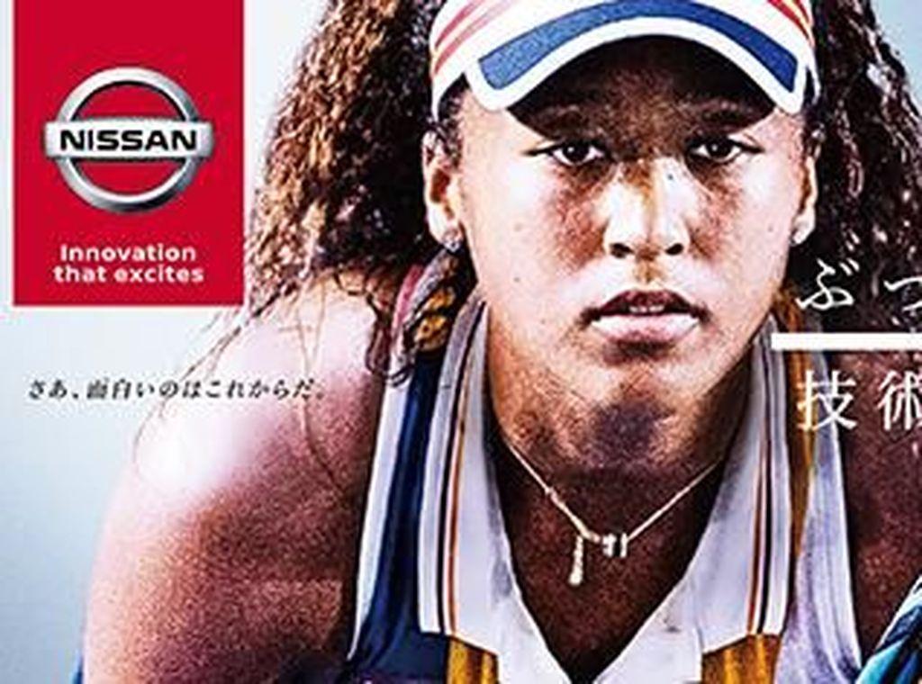Nissan Gandeng Petenis Wanita Juara AS Terbuka
