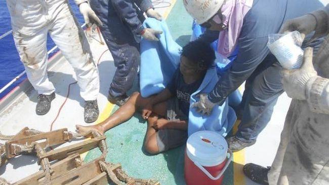 Kisah Ajaib Aldi: Hanyut dari Manado ke Guam, Dibantu Pulang KJRI