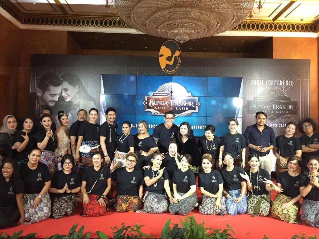 Bantu Korban Gempa Lombok, Perempuan Untuk Negeri Siapkan Drama Musikal