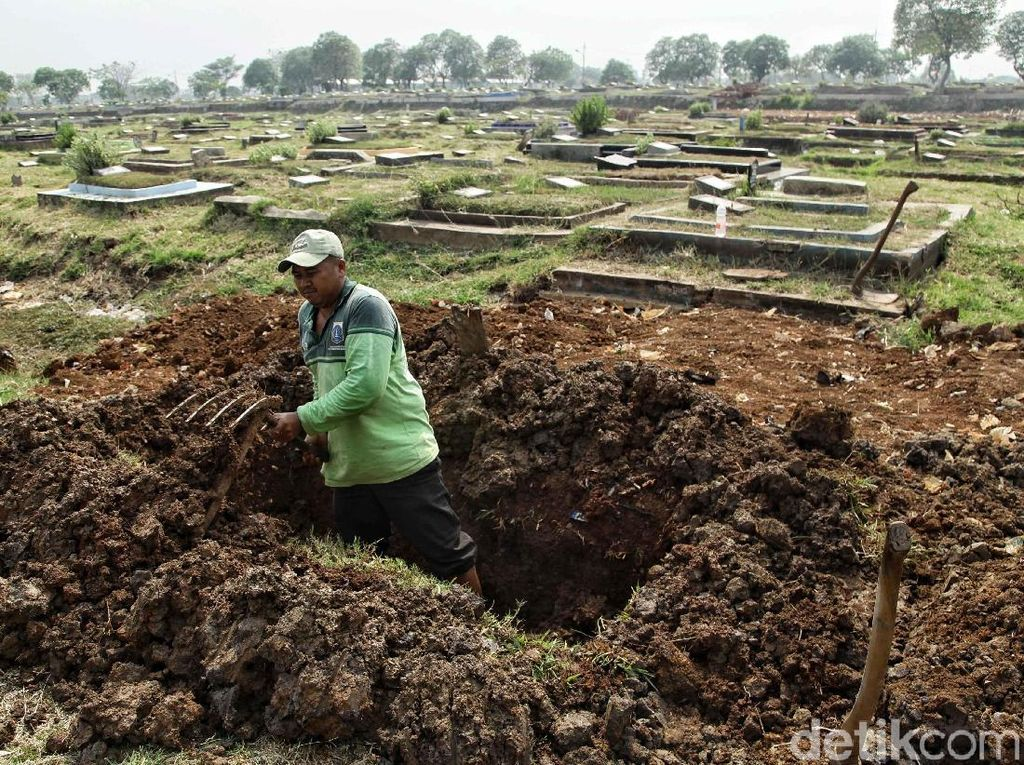 Tentang Anomali Data Laporan Kematian Vs Pemakaman di DKI