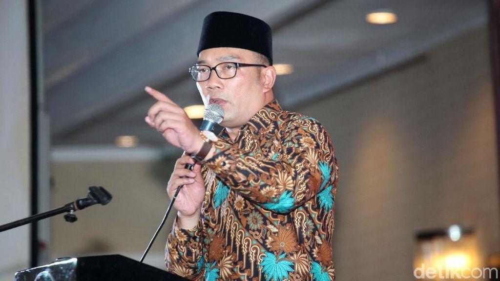 Ridwan Kamil Sayangkan Pembakaran Bendera Berkalimat Tauhid di Garut