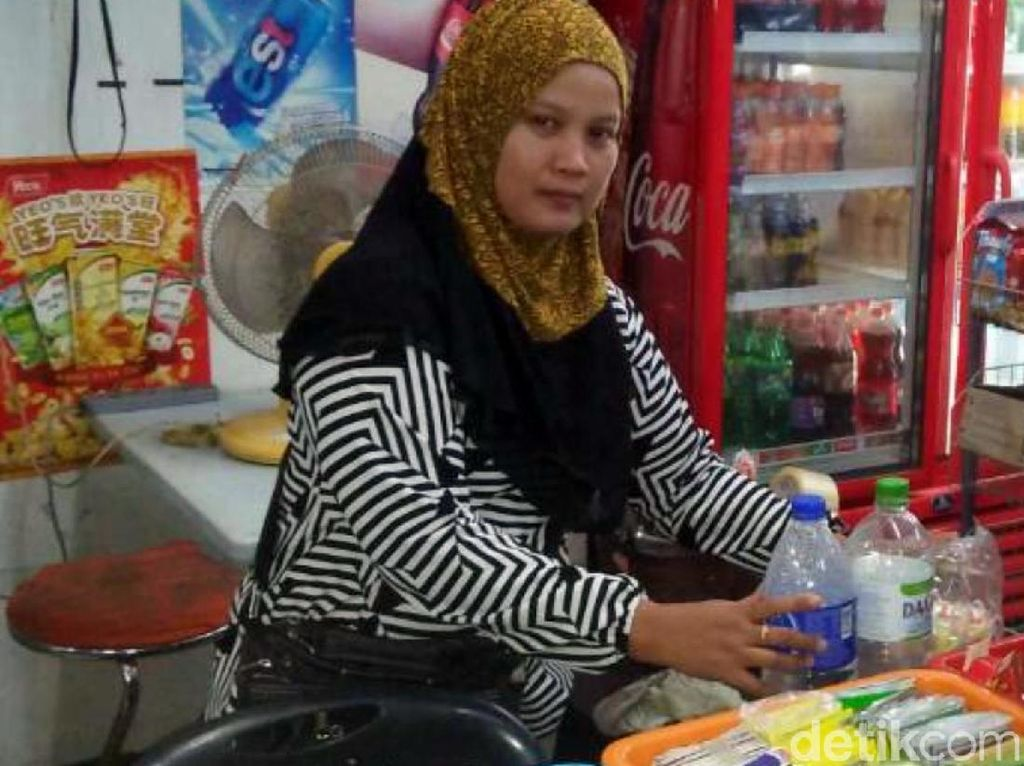 Neng Ai Penjual Jamu yang Selamatkan Entin Korban TPPO di Malaysia