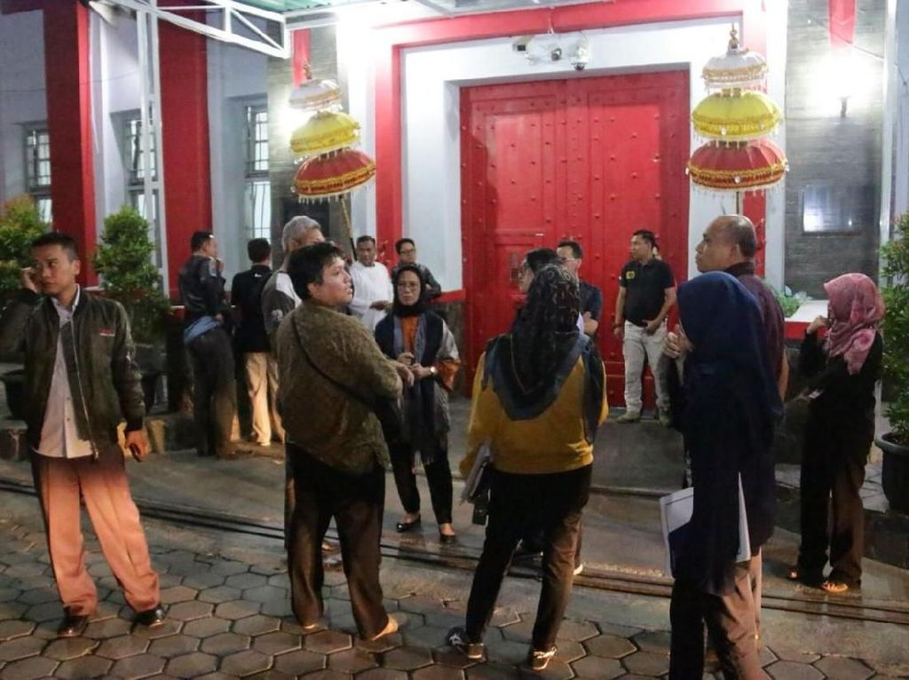 Disidak Ombudsman, Nazaruddin Nongkrong di Kamar Novanto