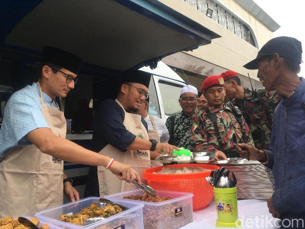 Ke PP Muhammadiyah, Sandi Ditantang Lawan Bandit Politik Mafia Impor