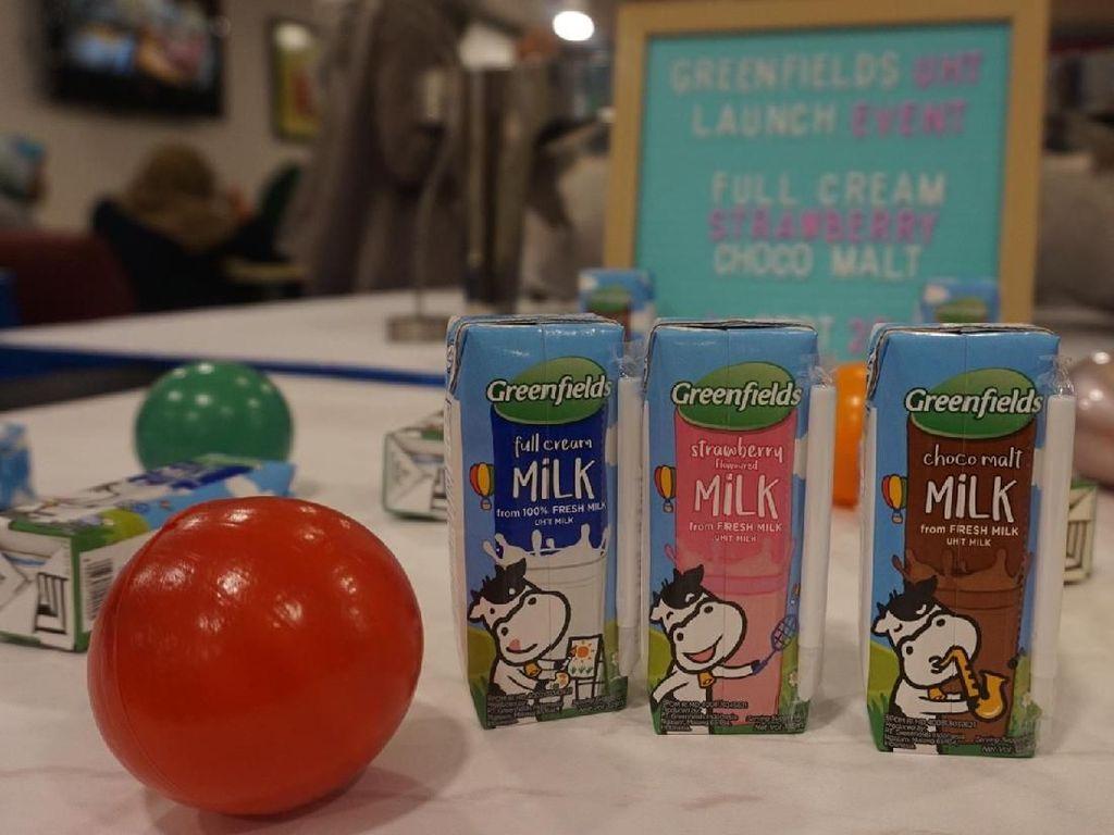 Ini Jenis Susu Paling Baik Menurut Pakar Nutrisi