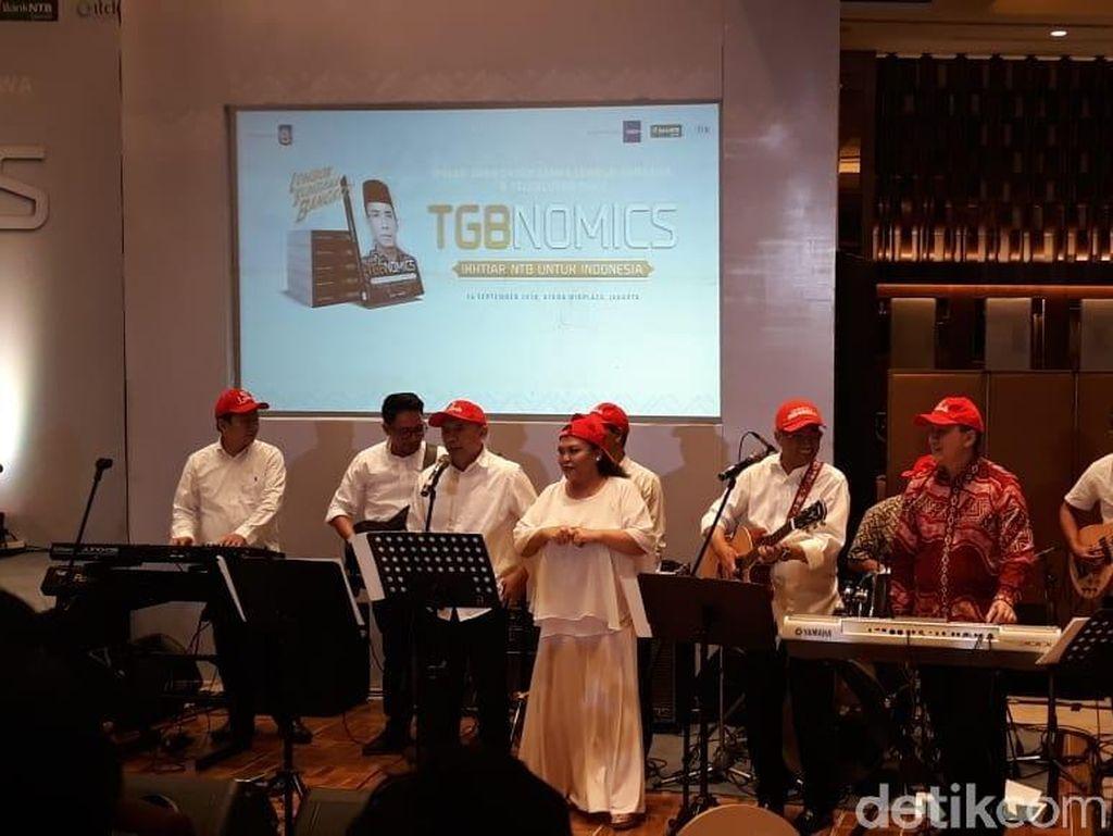 Ngamen Buat Gempa Lombok, Elek Yo Band Sumbang Rp 851 Juta