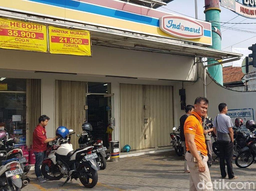 Masih Buron, Perampok Minimarket Semarang Diduga Kawanan Profesional