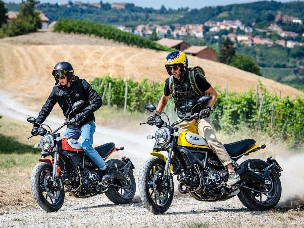 Wajah Baru Ducati Scrambler Icon