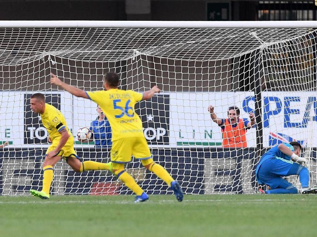 Manipulasi Transfer Pemain, Chievo Dikurangi Poinnya