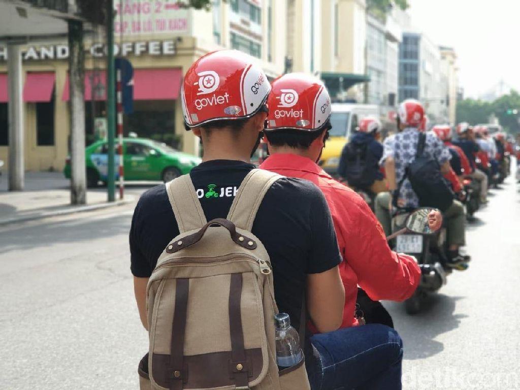 Menjajal Layanan Go-Jek Vietnam