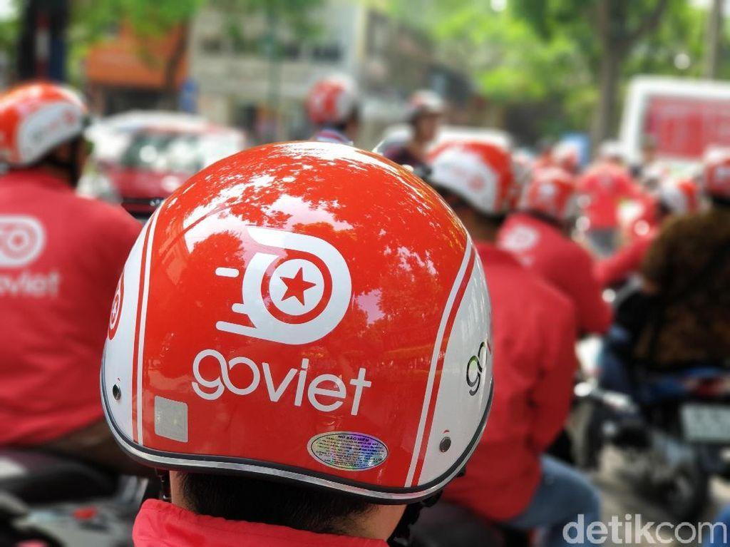 Go-Food Kini Hadir di Vietnam