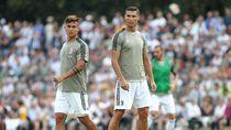 Via WhatsApp, Cristiano Ronaldo Nasihati Paulo Dybala soal MU