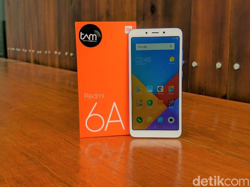 Xiaomi Beri Kabar Buruk buat Pemilik Redmi 6 dan Redmi 6A