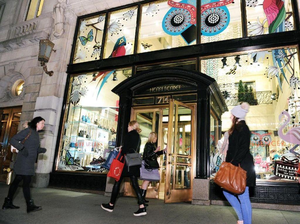 123 Tahun Berdiri, Department Store Mewah Ini Akhirnya Tutup