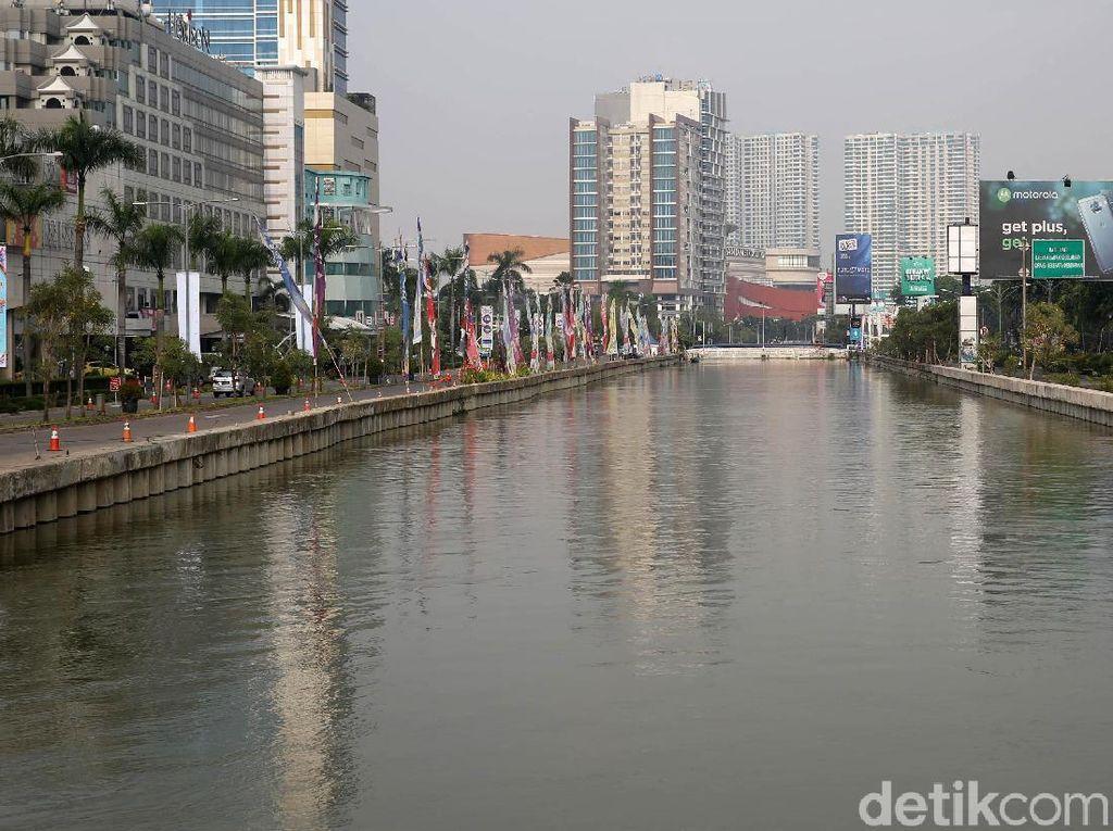 Akan Diubang Seperti Sungai Cheonggyecheon, Begini Kondisi Kalimalang