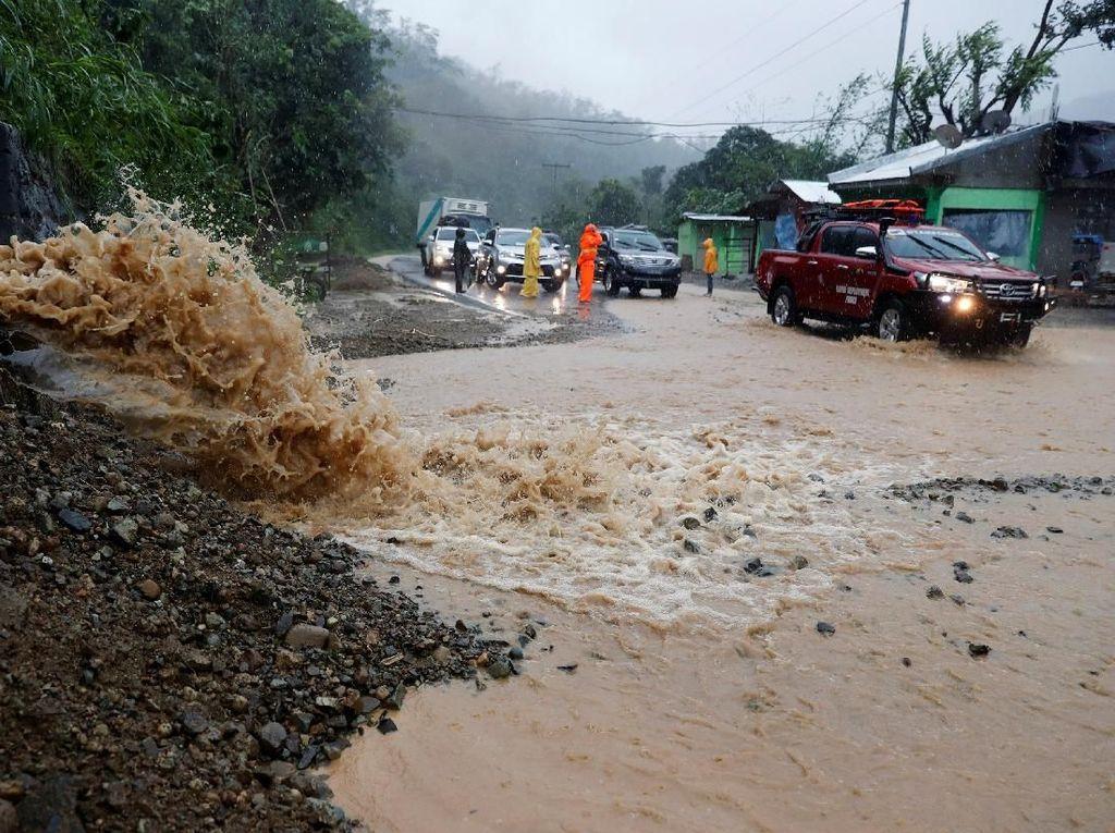 Korban Tewas Akibat Topan Mangkhut di Filipina Jadi 59 Orang