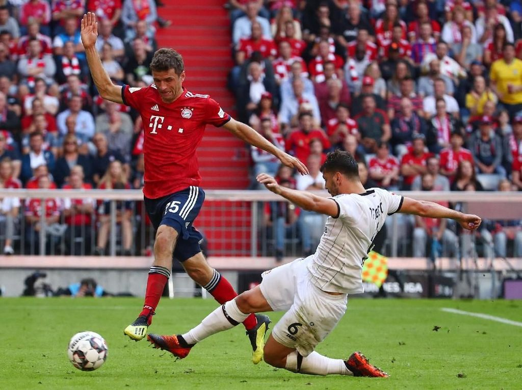 Hasil Liga Jerman: Bayern Kandaskan Leverkusen 3-1