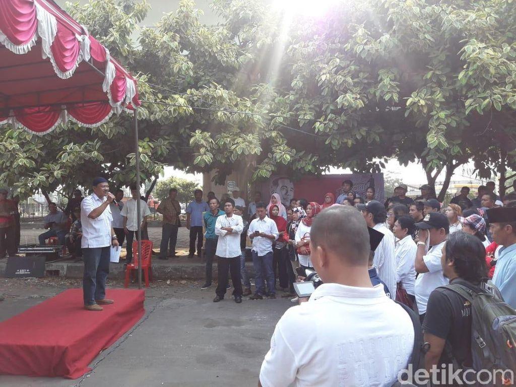 Kawula Muda Jakbar Deklarasi Dukungan untuk Jokowi di Pilpres