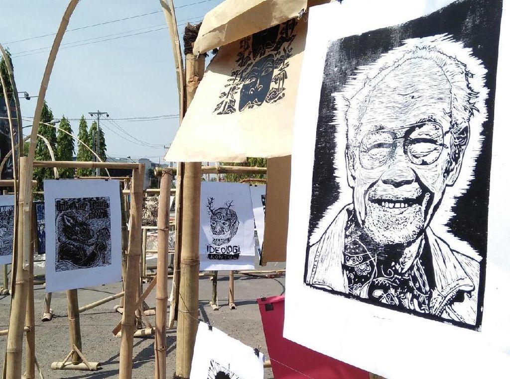 Seribu Wajah Pramoedya Ananta Toer di Cerita dari Blora