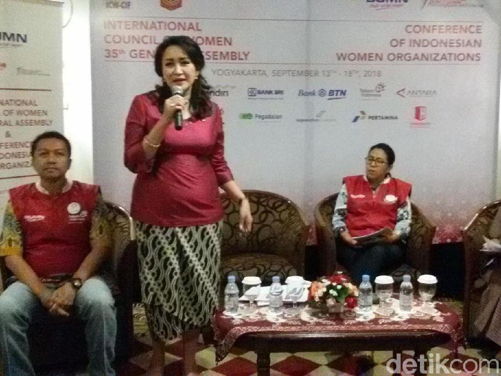Kowani Minta Perempuan Indonesia Pilih Calon Yang Jelas