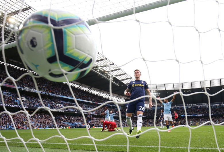 Hasil Liga Inggris: City Hajar Fulham 3-0
