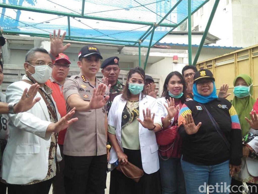 Operasi Nila di Setiabudi, Petugas Amankan 3 Orang