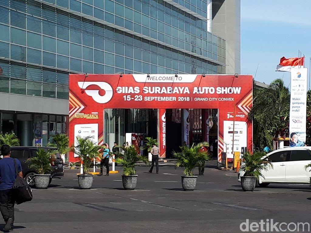 GIIAS Surabaya Targetkan Sedot 50.000 Pengunjung