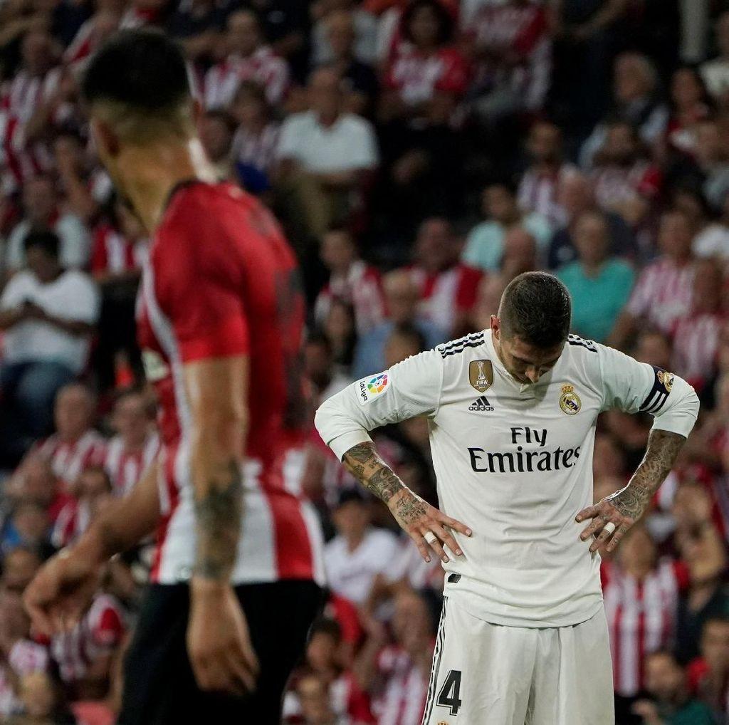 Seri Tak Pernah Bagus untuk Madrid