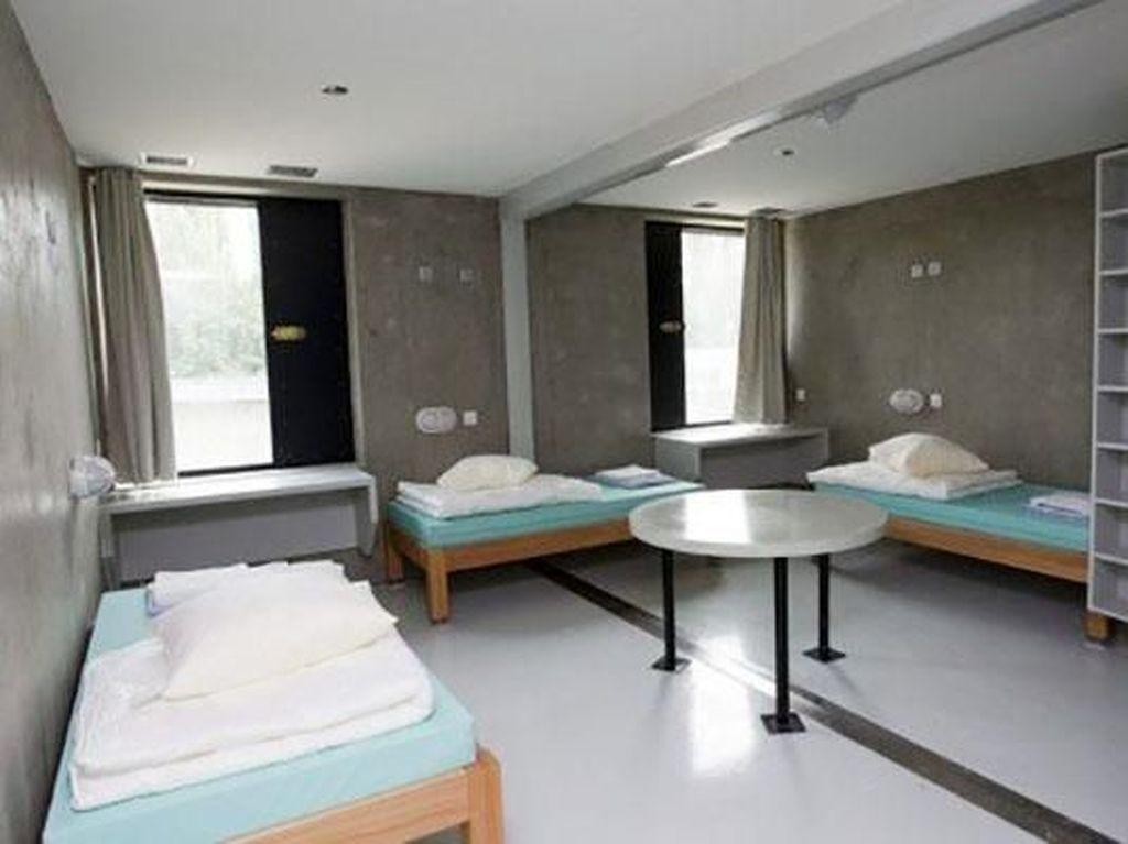 Ini Hotel Atau Penjara? Potret Sel Mewah Dunia