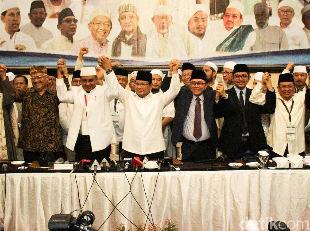 Ijtimak Ulama Minta Jokowi Didiskualifikasi, TKN: Berlebihan