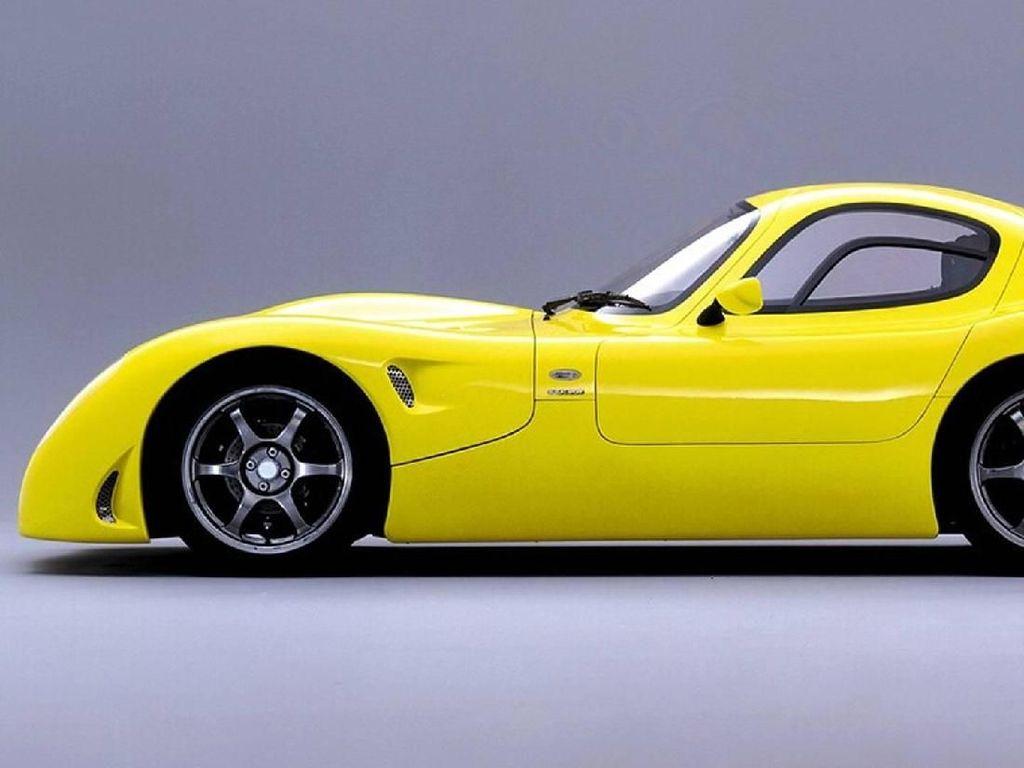 Begini Jadinya Mobil Berjantung Suzuki Hayabusa