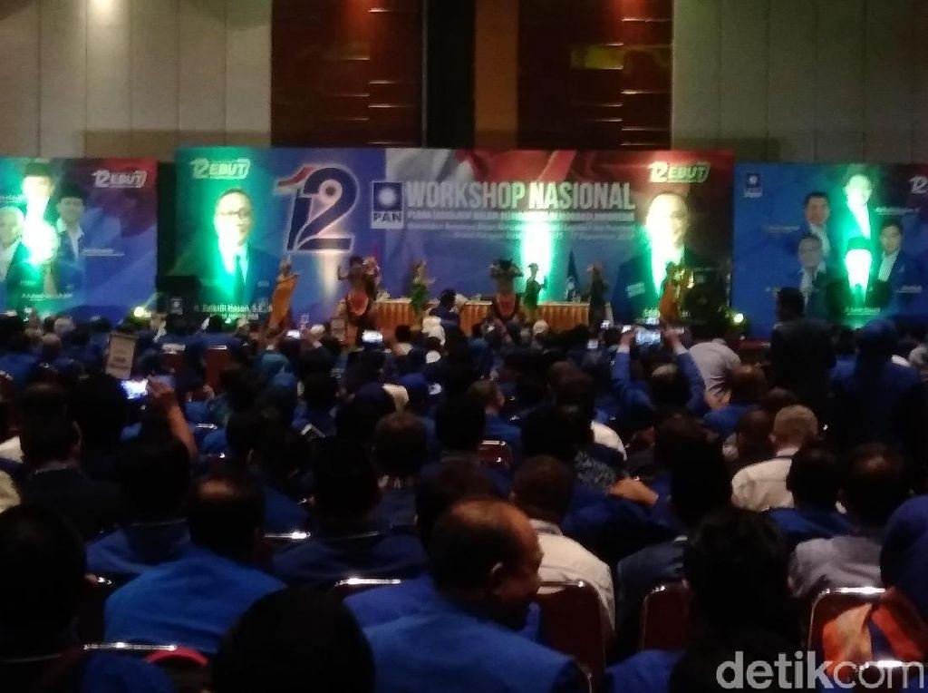 Andalkan Jaringan, Caleg PAN All-out untuk Prabowo-Sandi