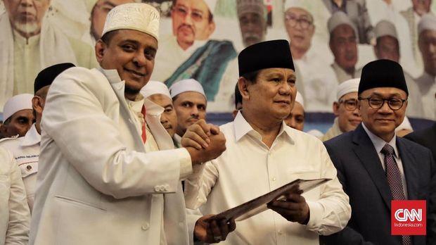Masjid, Arena Pertempuran Jokowi dan Prabowo Merebut Suara