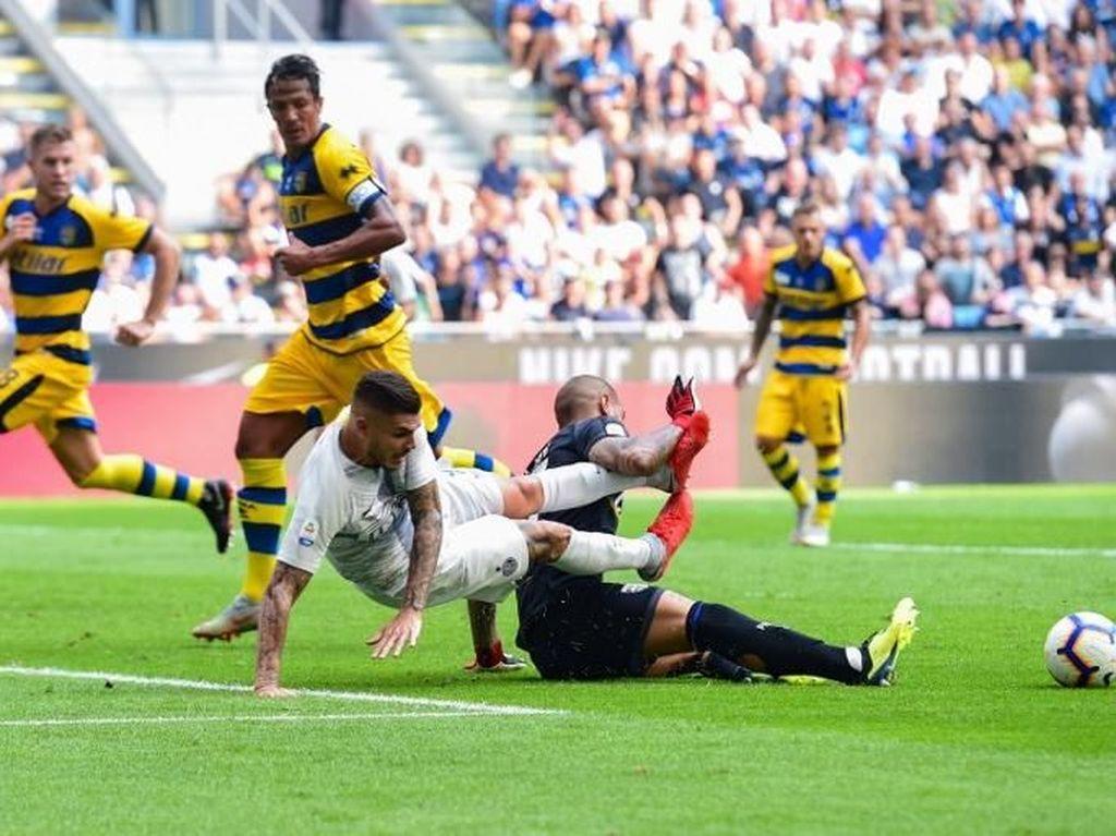 Ditekuk Parma, Inter Ulangi Start Terburuk Sejak 2012