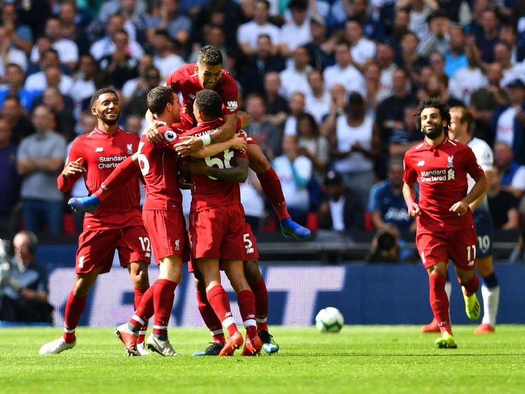 Kandaskan Spurs, Liverpool Sempurna