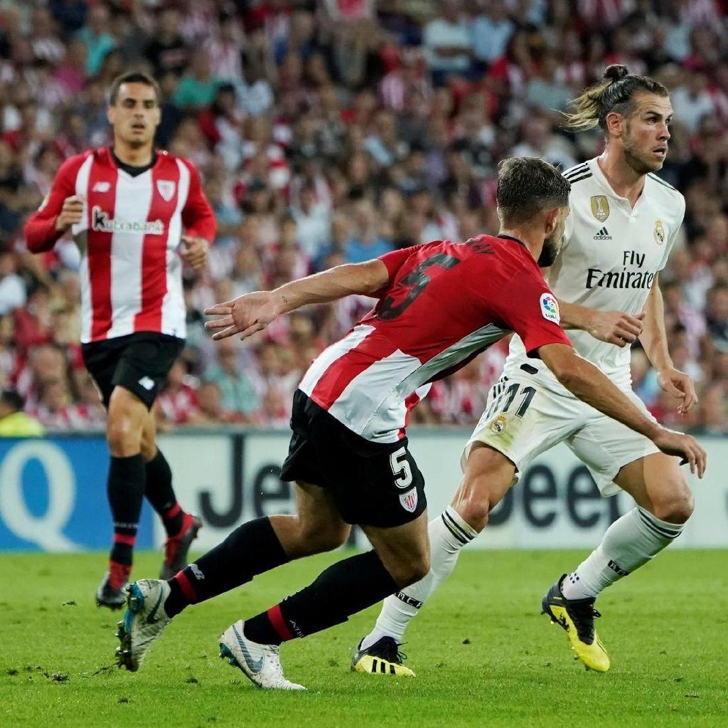 Hasil Liga Spanyol: Madrid Imbang di Markas Bilbao