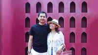 Momen Manis Pahit Ayu Dewi Hidup Bersama Suami