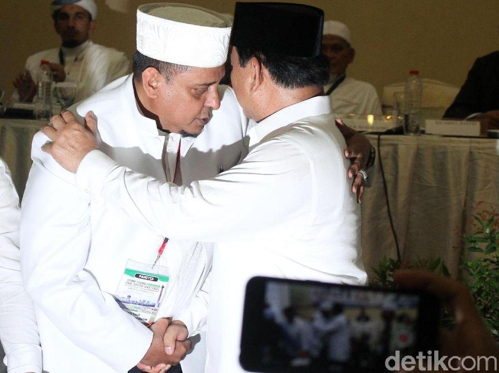 17 Poin Pakta Integritas Prabowo-Ijtimak Ulama, Ada Soal Habib Rizieq