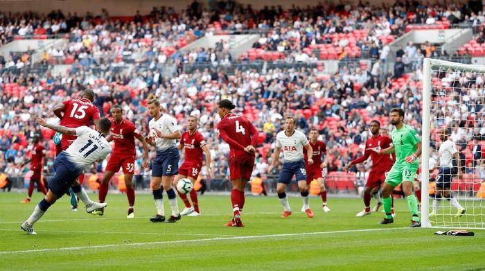 )Tottenham vs Liverpool di final Liga Champions akan sisakan PR untuk timnas Inggris. (Foto: Reuters)