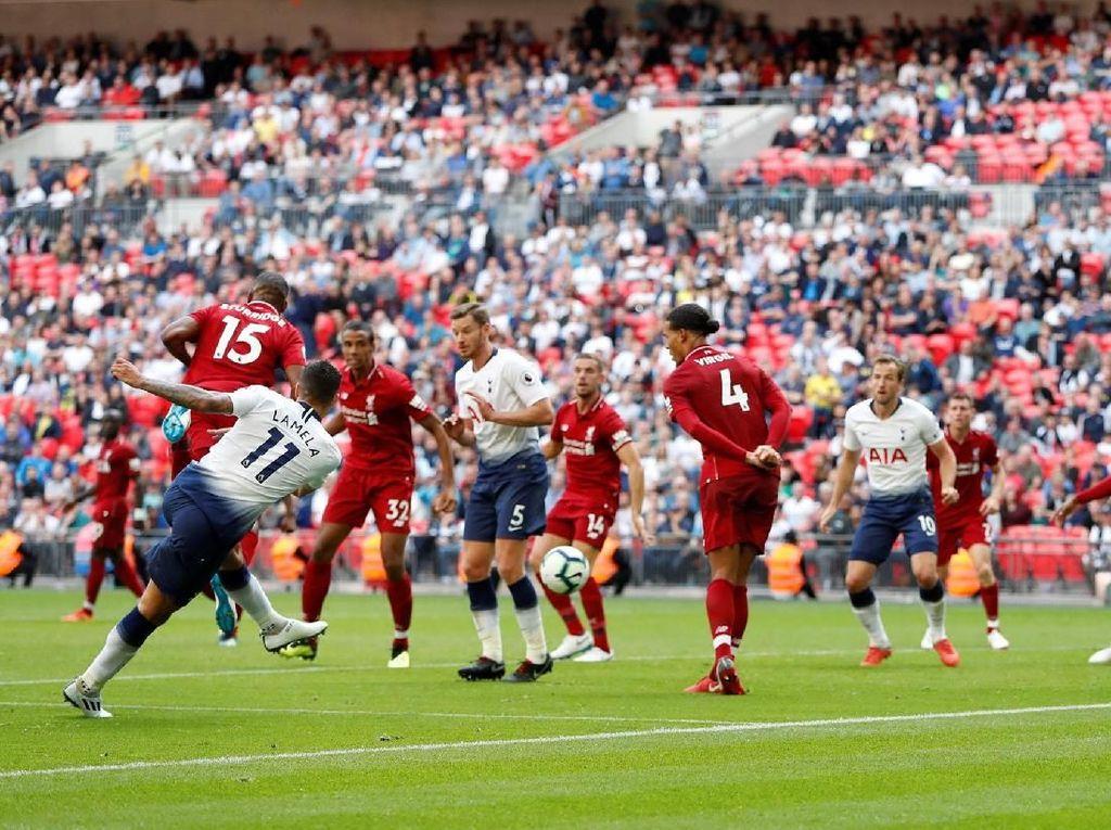 Del Piero: Tottenham Vs Liverpool Sangat Sulit Ditebak