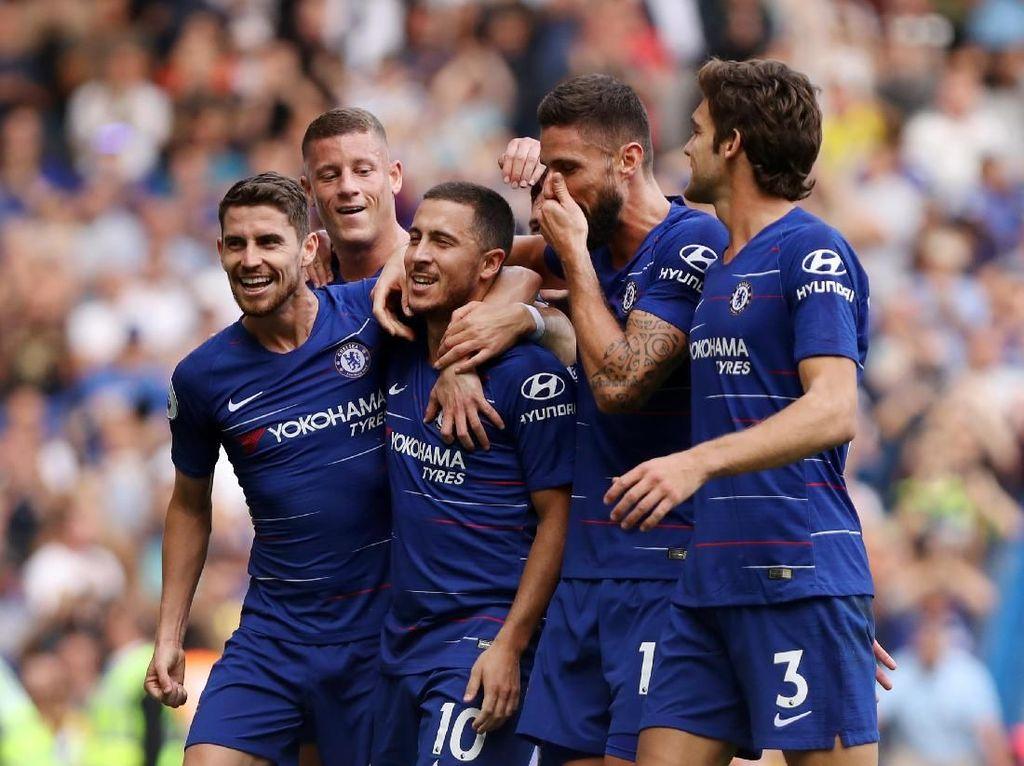 Sarri: Liverpool dan City Masih Lebih Baik dari Chelsea