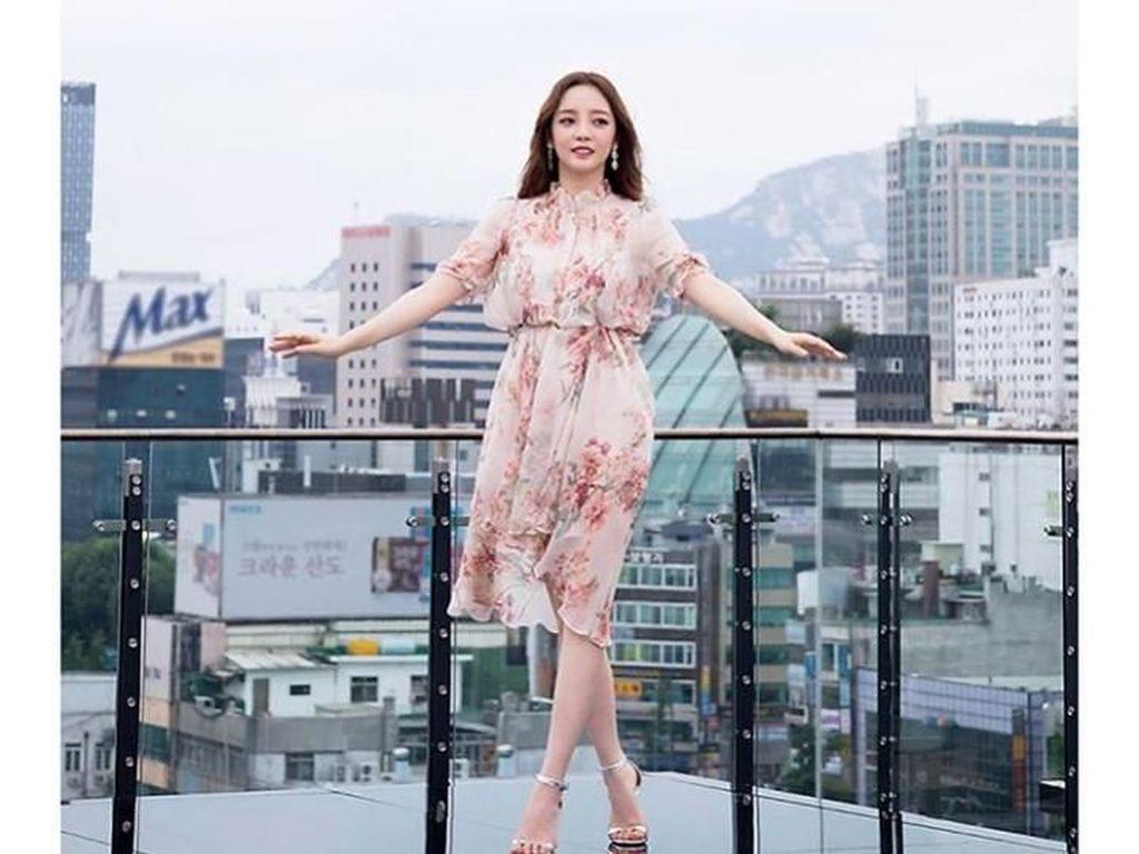 Berjuang Lawan Depresi, Penyanyi Goo Hara Ternyata Doyan Makan Kimbap