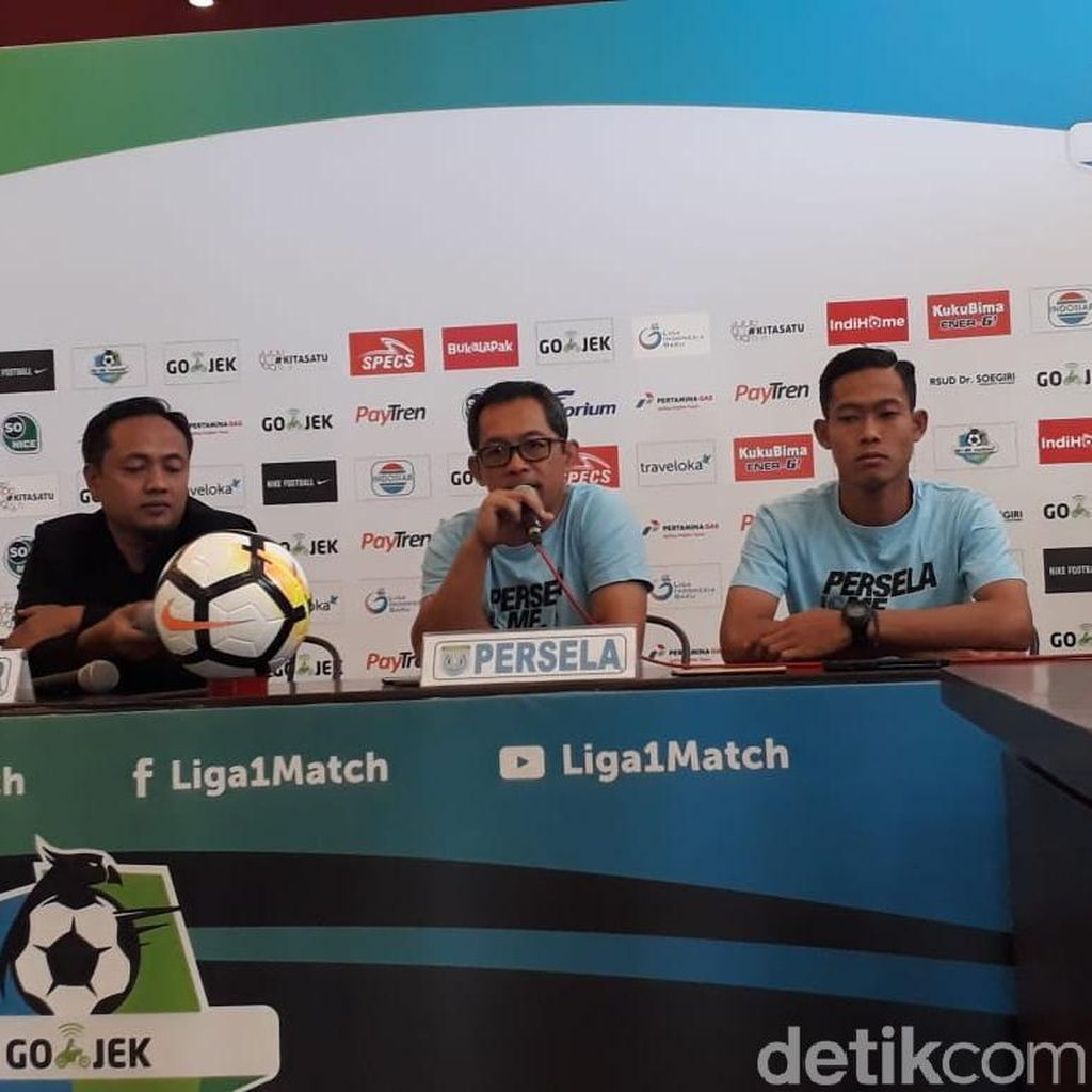 Misi Persela Pertahankan Rekor Kandang daat Menjamu Bhayangkara FC