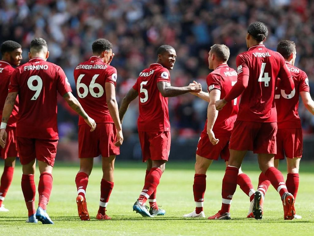 Kekalahan di Final Liga Champions Musim Lalu Akan Buat Liverpool Lebih Kuat