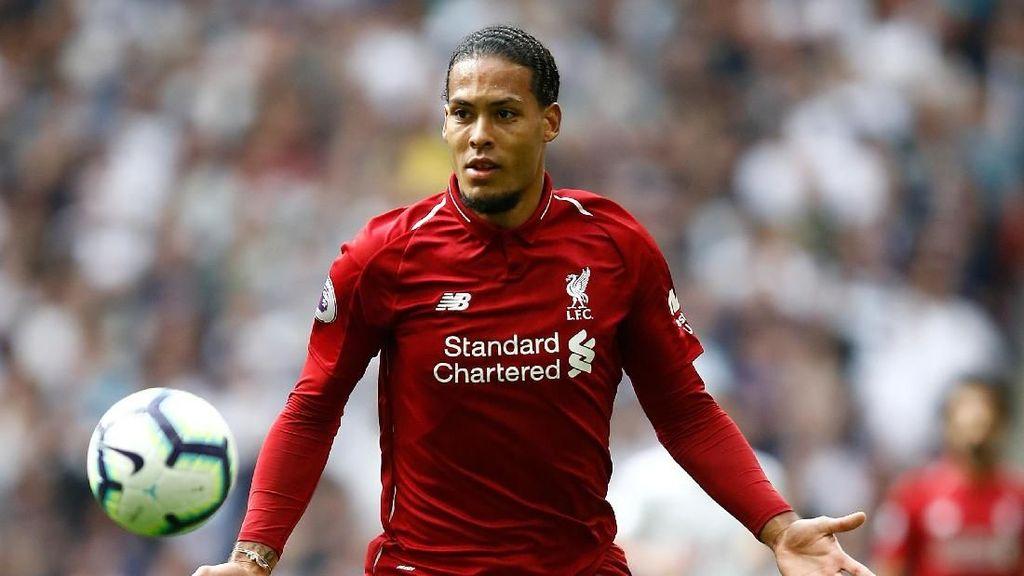 Van Dijk: Dulu Penyakitan, Sekarang Jadi Bintang Liverpool