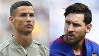 Ronaldo Tak Pernah Pilih Messi di Penghargaan Pemain Terbaik